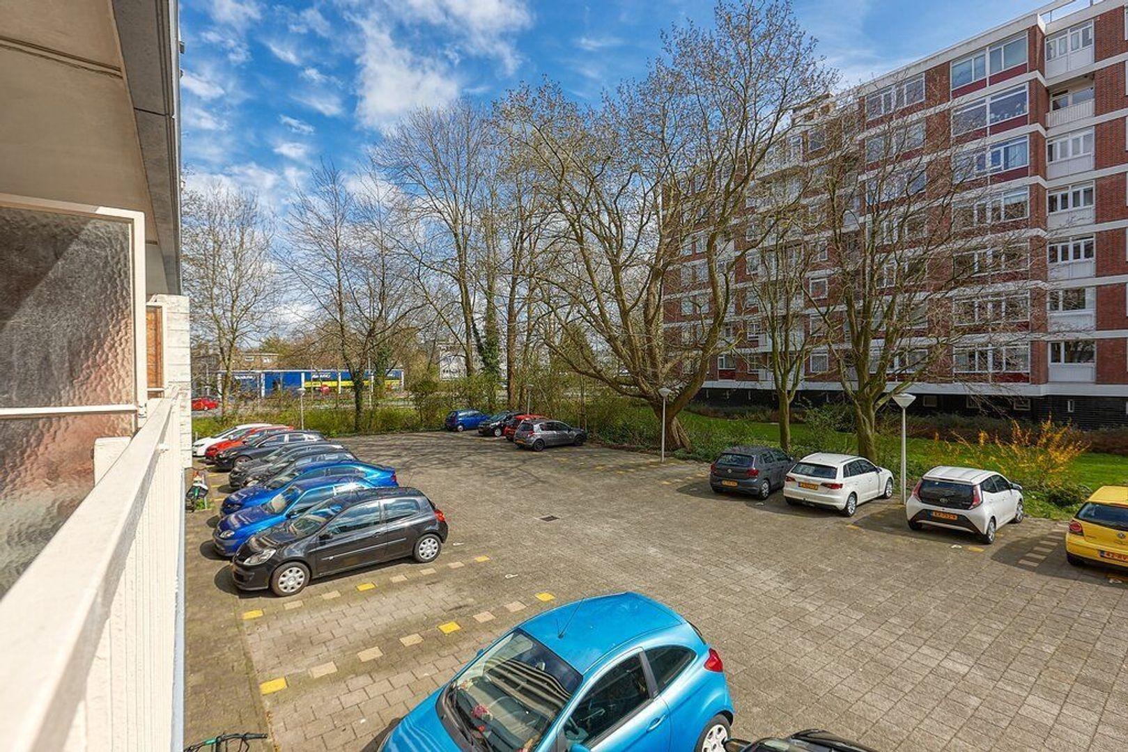 Kornalijnhorst, Den Haag foto-7 blur