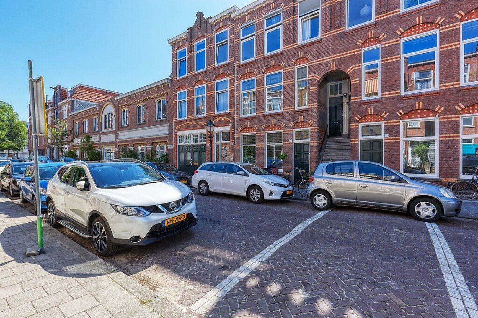 Fultonstraat, Den Haag foto-3 blur