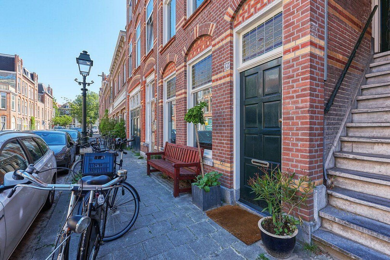 Fultonstraat, Den Haag foto-30 blur