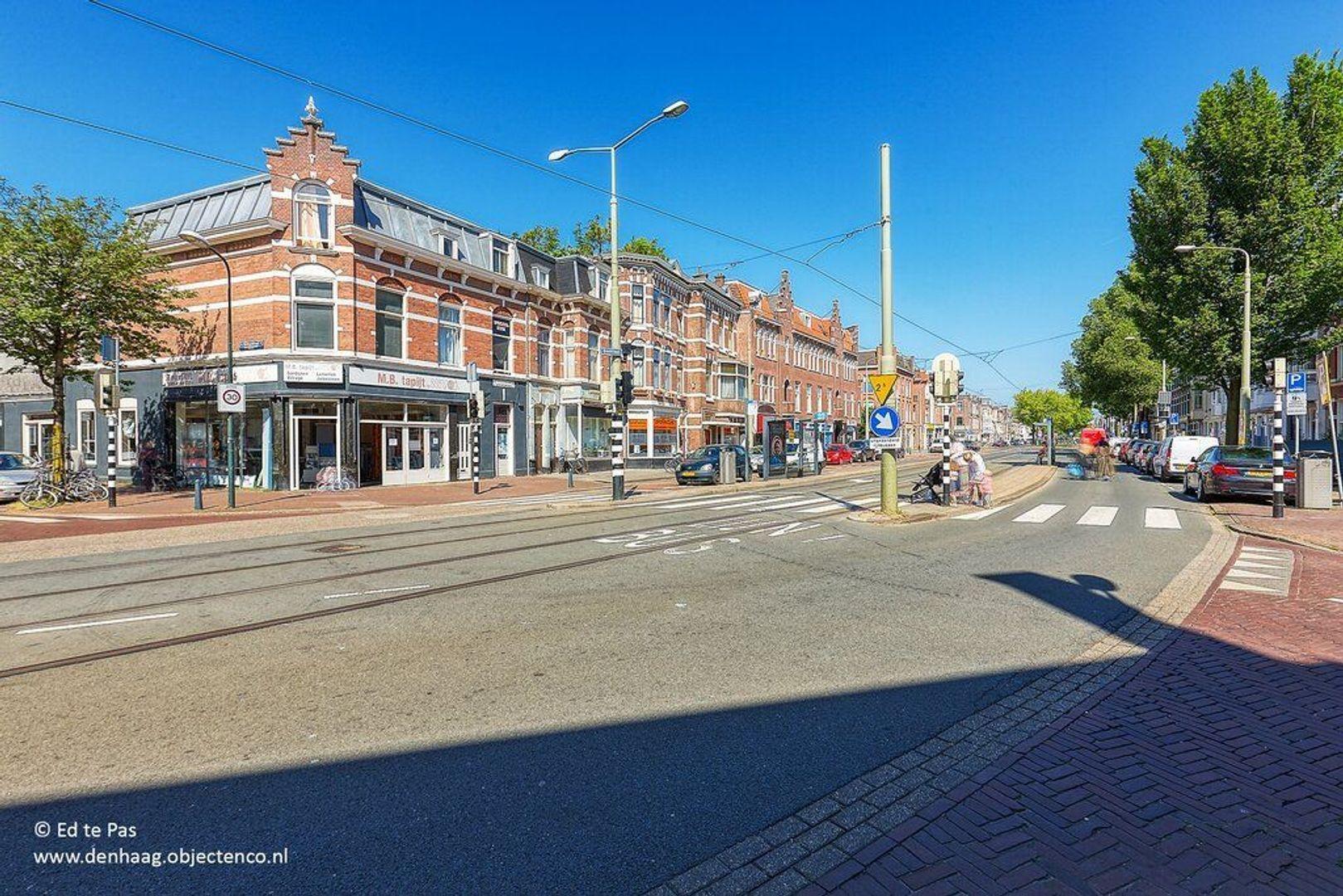 Fultonstraat, Den Haag foto-33 blur