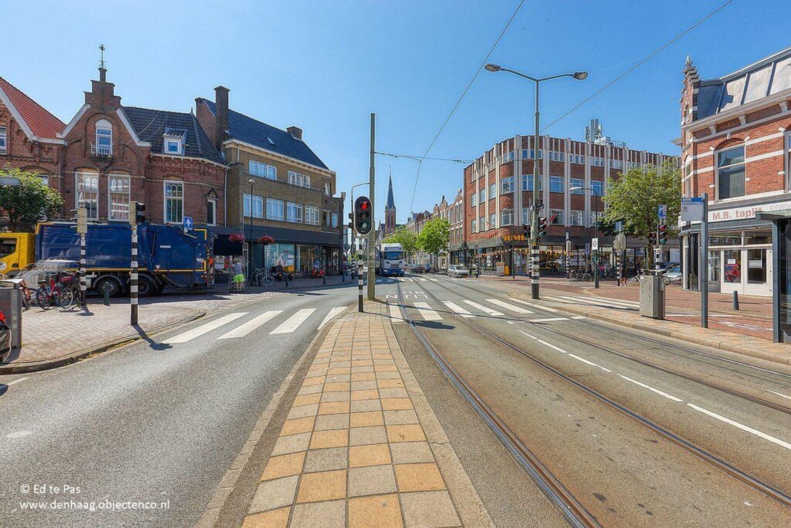 Fultonstraat, Den Haag foto-35 blur