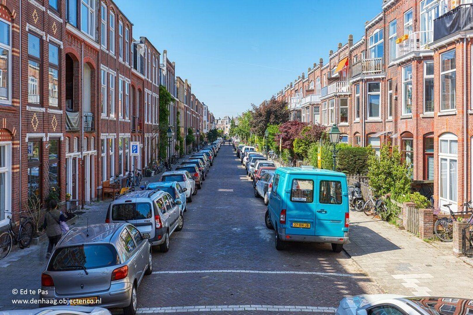 Fultonstraat, Den Haag foto-31 blur