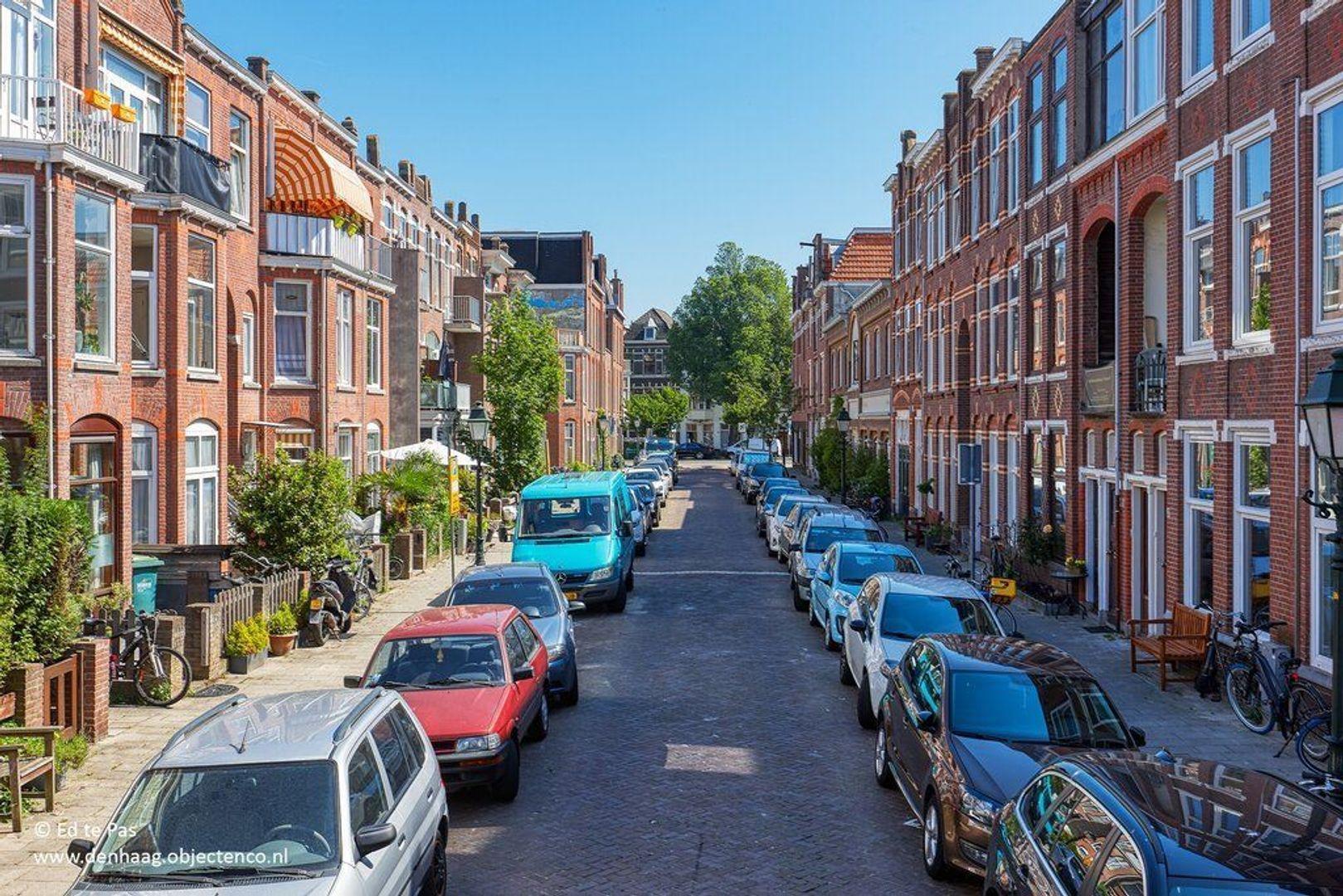 Fultonstraat, Den Haag foto-32 blur