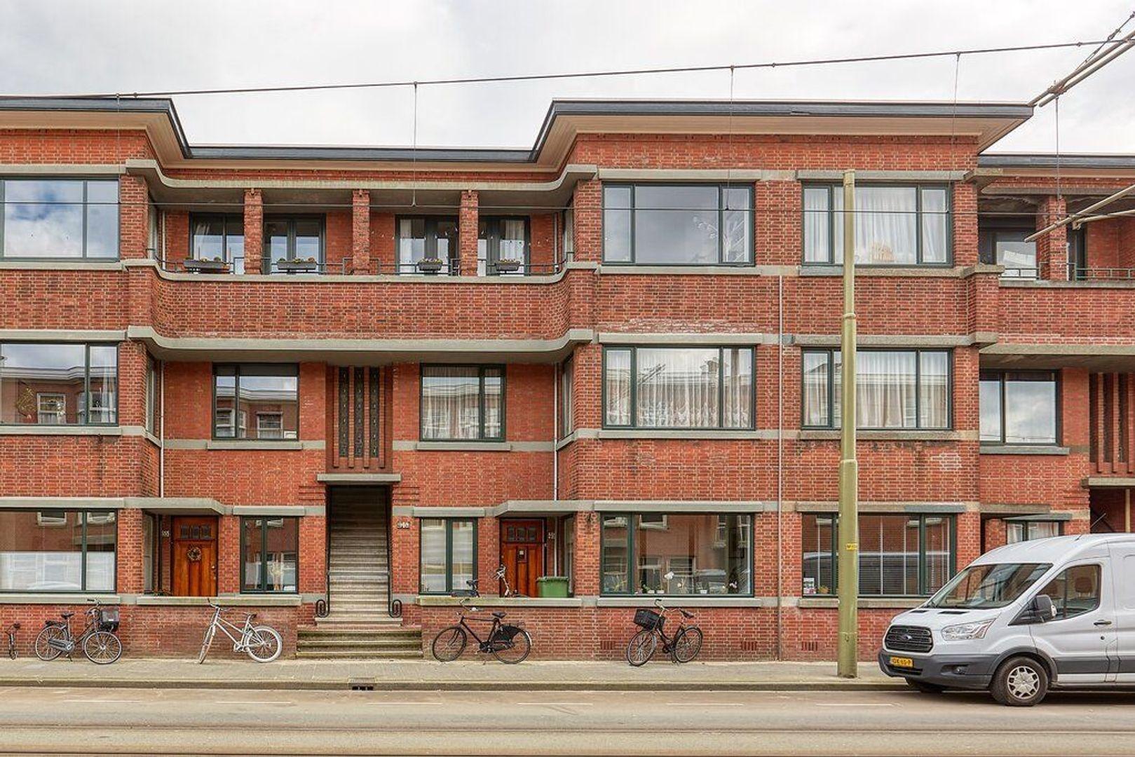 Loudonstraat, Den Haag foto-29 blur