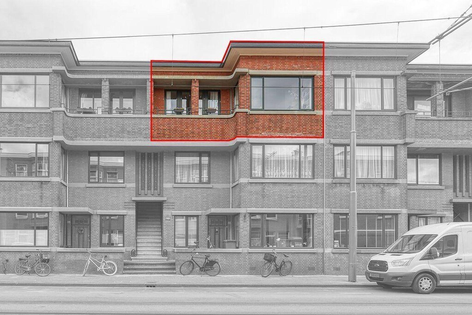Loudonstraat, Den Haag foto-2 blur