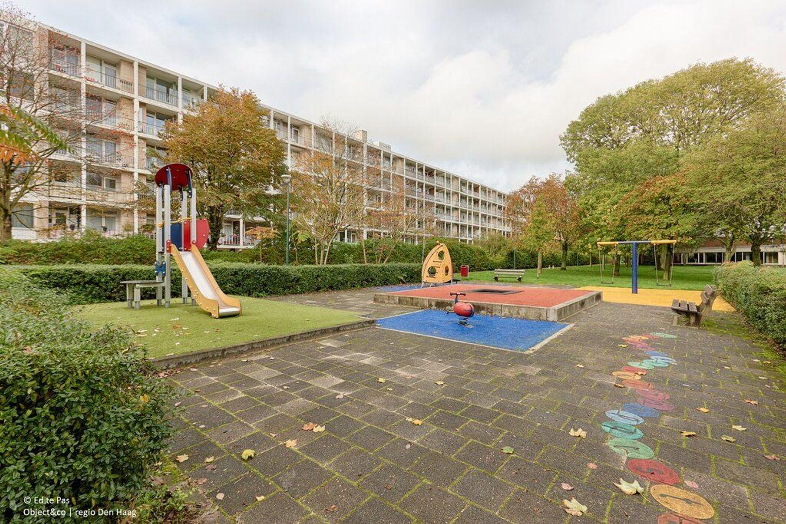 Schout Van Eijklaan, Leidschendam foto-27 blur