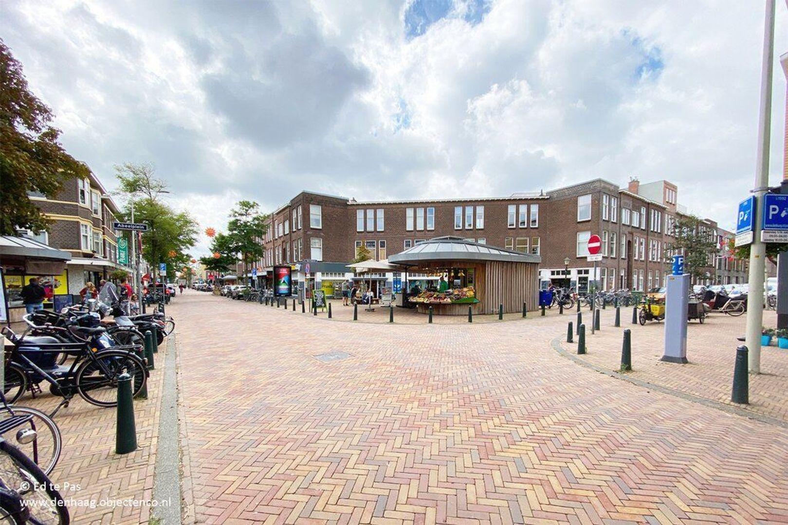 Abeelstraat, Den Haag foto-26 blur