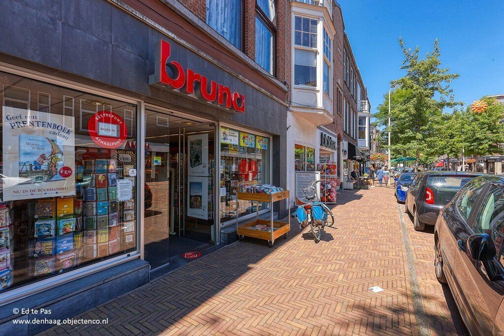 Abeelstraat, Den Haag foto-27 blur