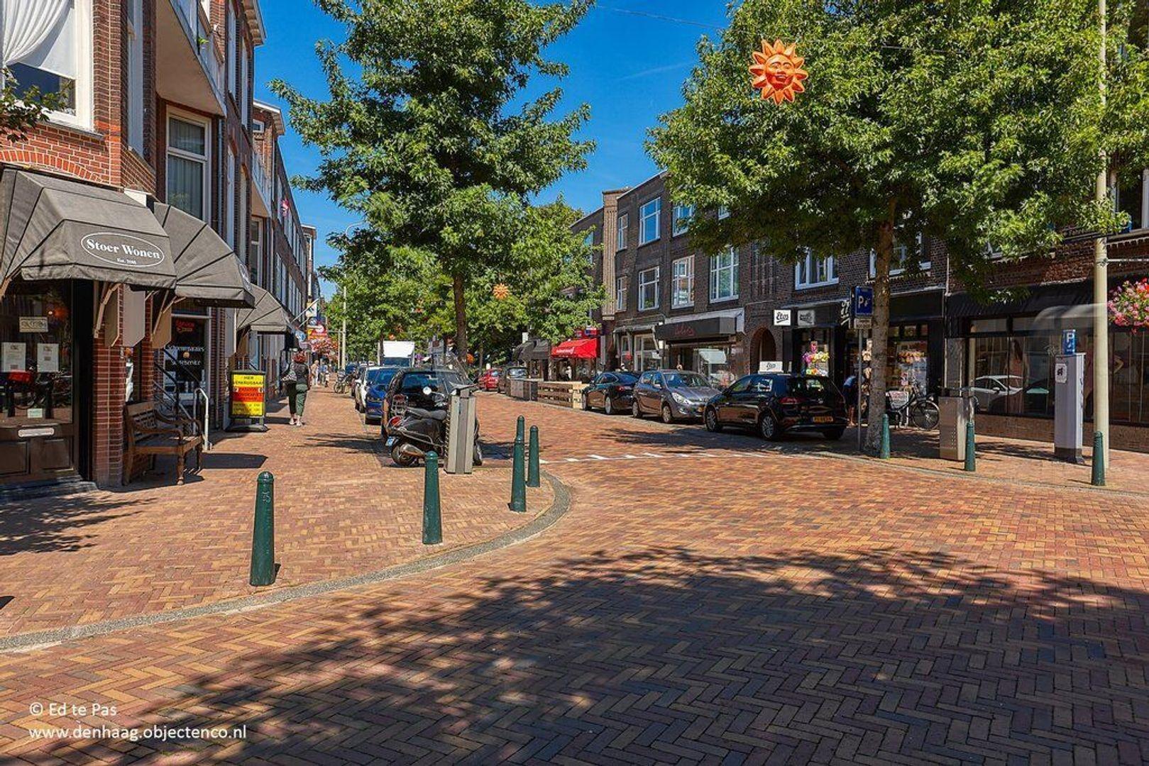 Abeelstraat, Den Haag foto-28 blur