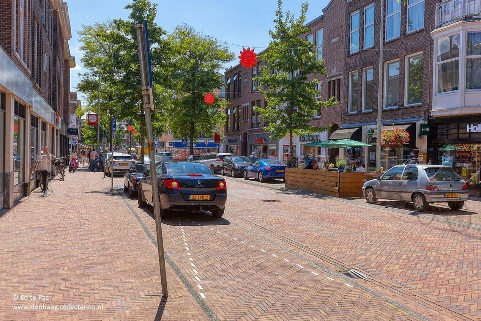 Abeelstraat, Den Haag foto-29 blur