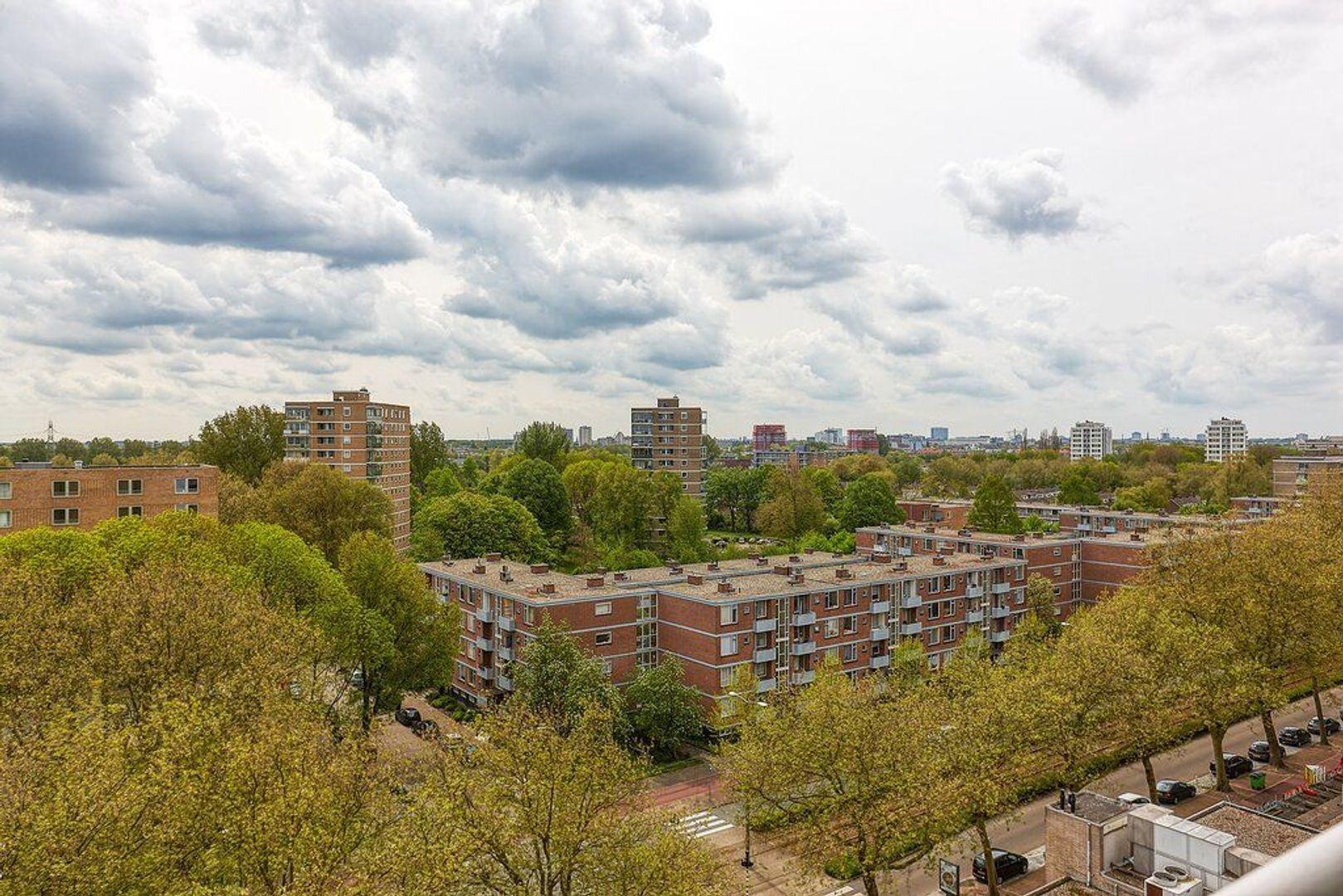 Granaathorst, Den Haag foto-16 blur