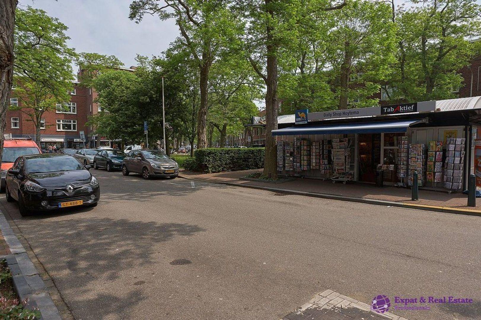 Johannes Bildersstraat, Den Haag foto-26 blur