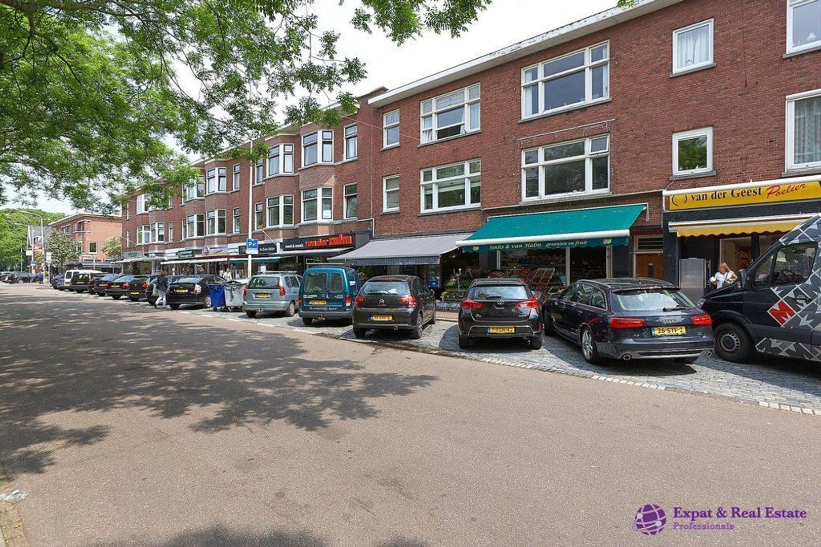 Johannes Bildersstraat, Den Haag foto-28 blur