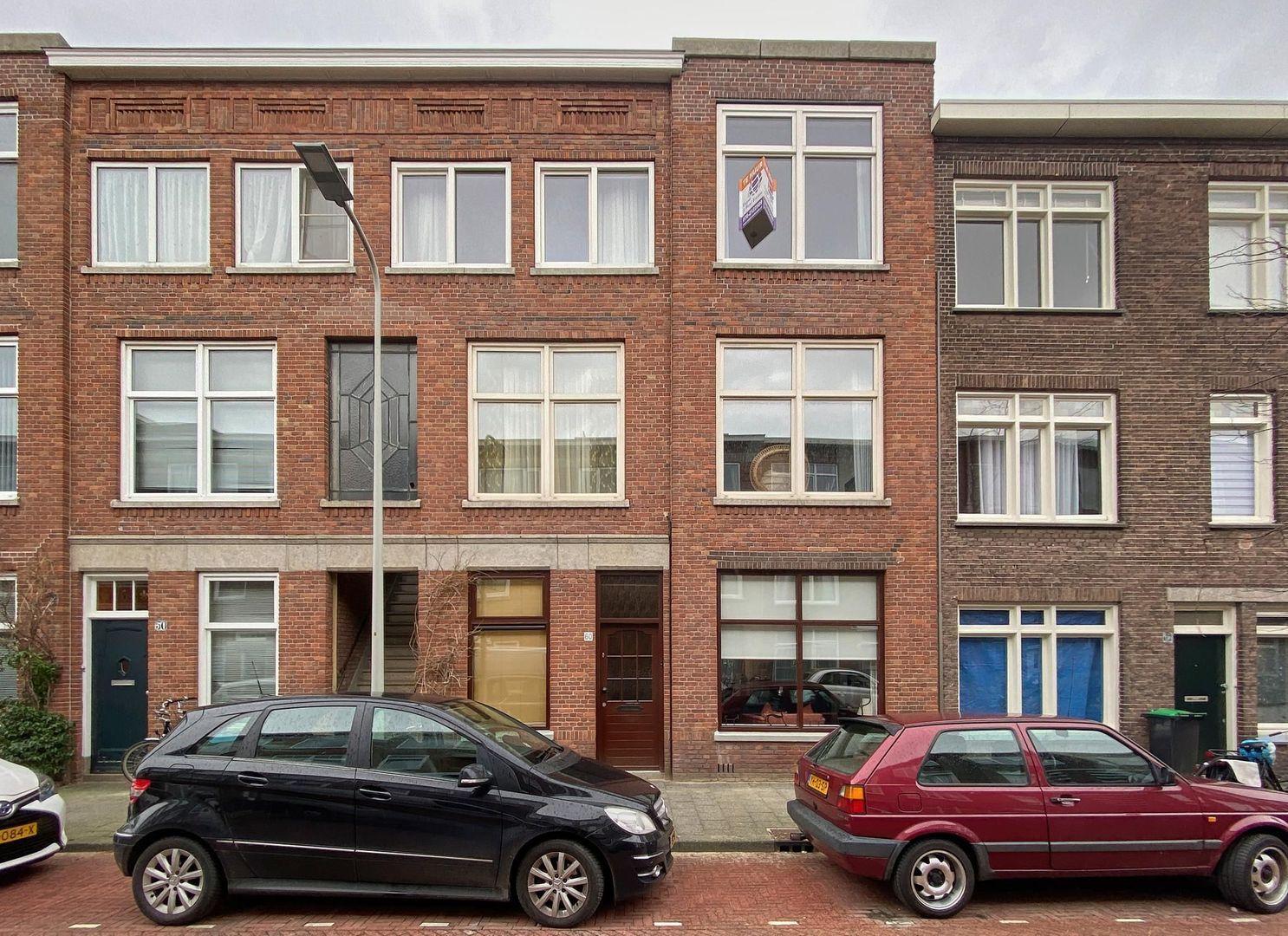 Maystraat, Den Haag foto-28 blur