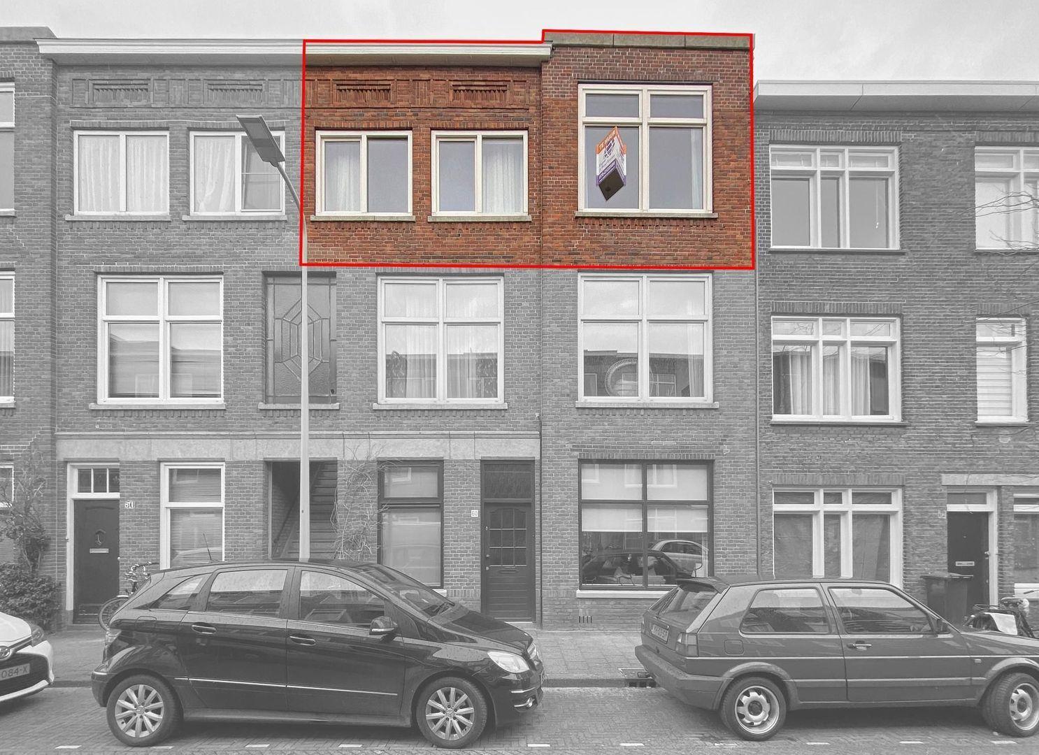 Maystraat, Den Haag foto-27 blur