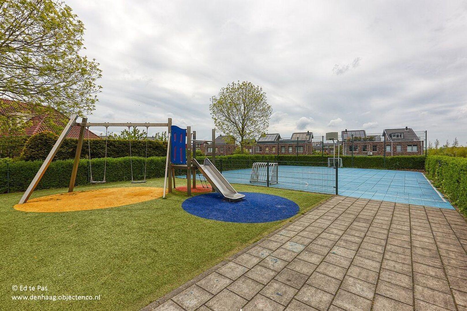 Tedingeroord, Den Haag foto-34 blur