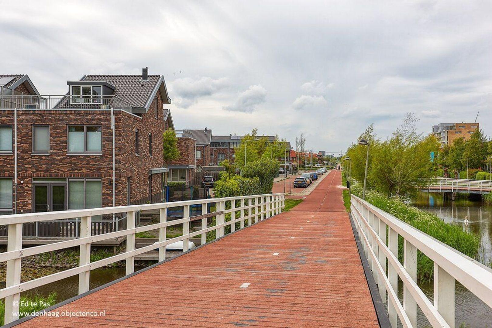Tedingeroord, Den Haag foto-35 blur