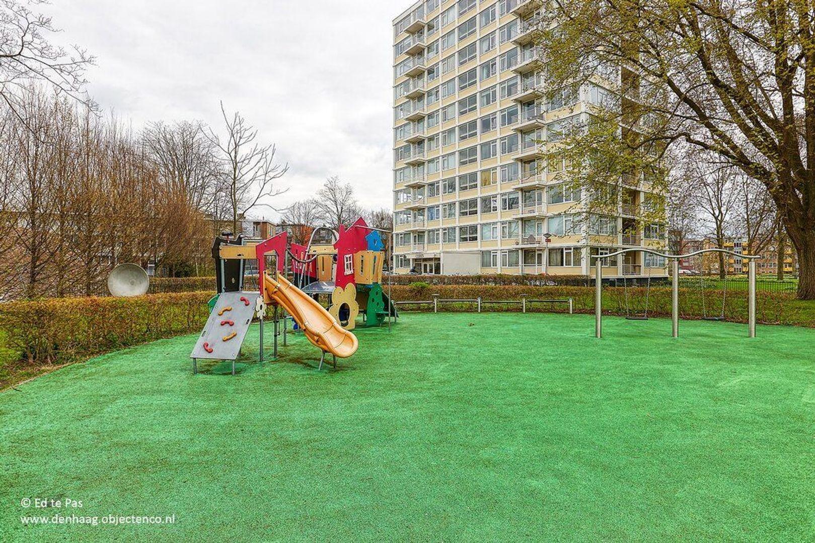 Gerstkamp, Den Haag foto-26 blur