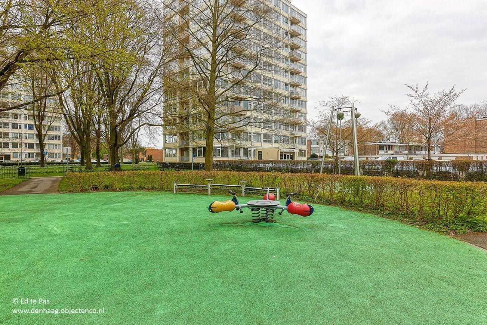 Gerstkamp, Den Haag foto-27 blur