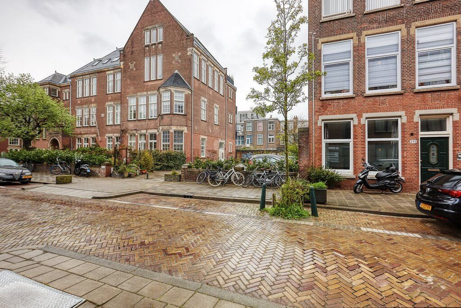 Kepplerstraat, Den Haag foto-24 blur
