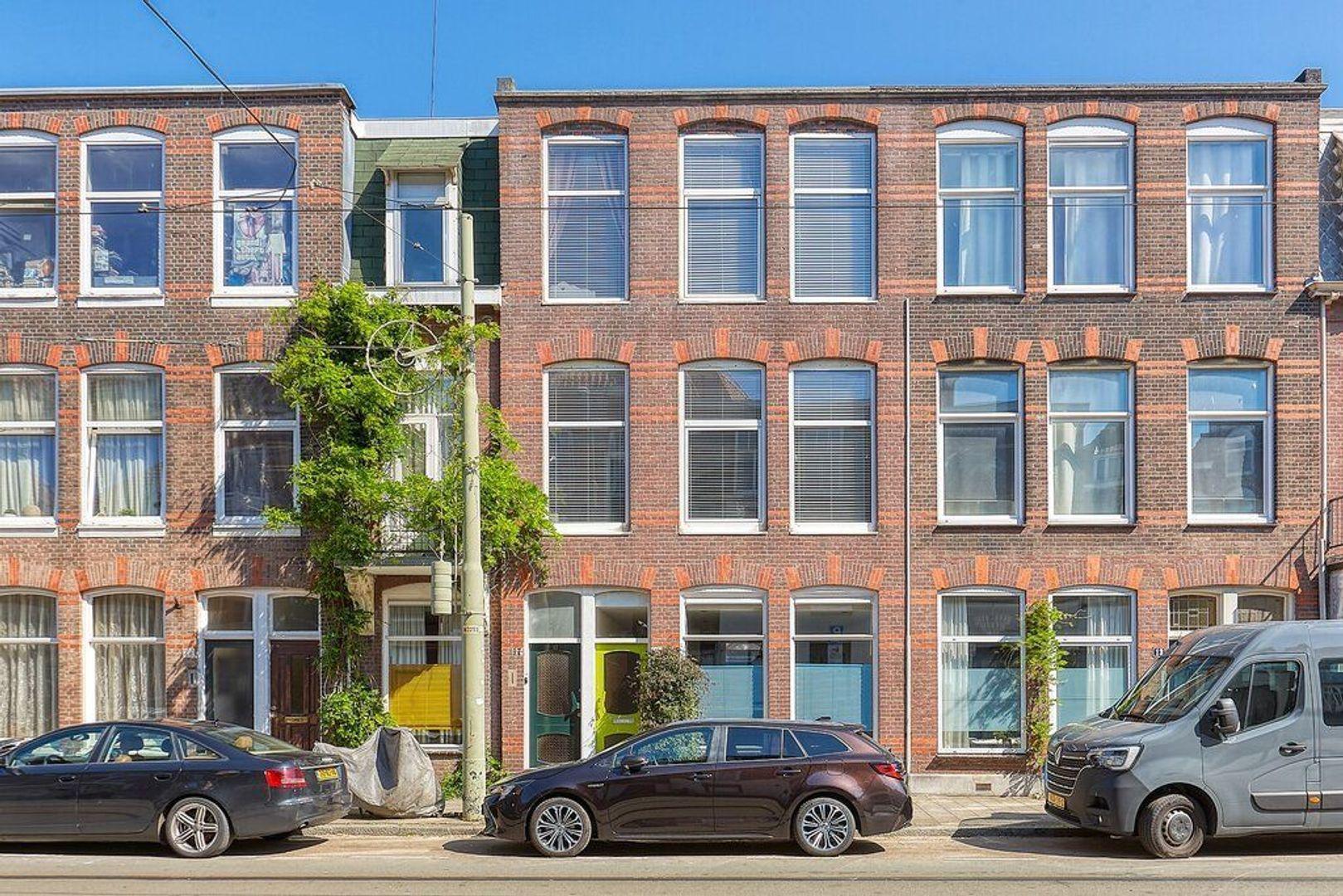 Edisonstraat, Den Haag foto-3 blur