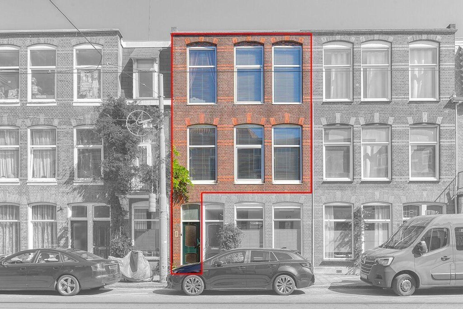 Edisonstraat, Den Haag foto-4 blur