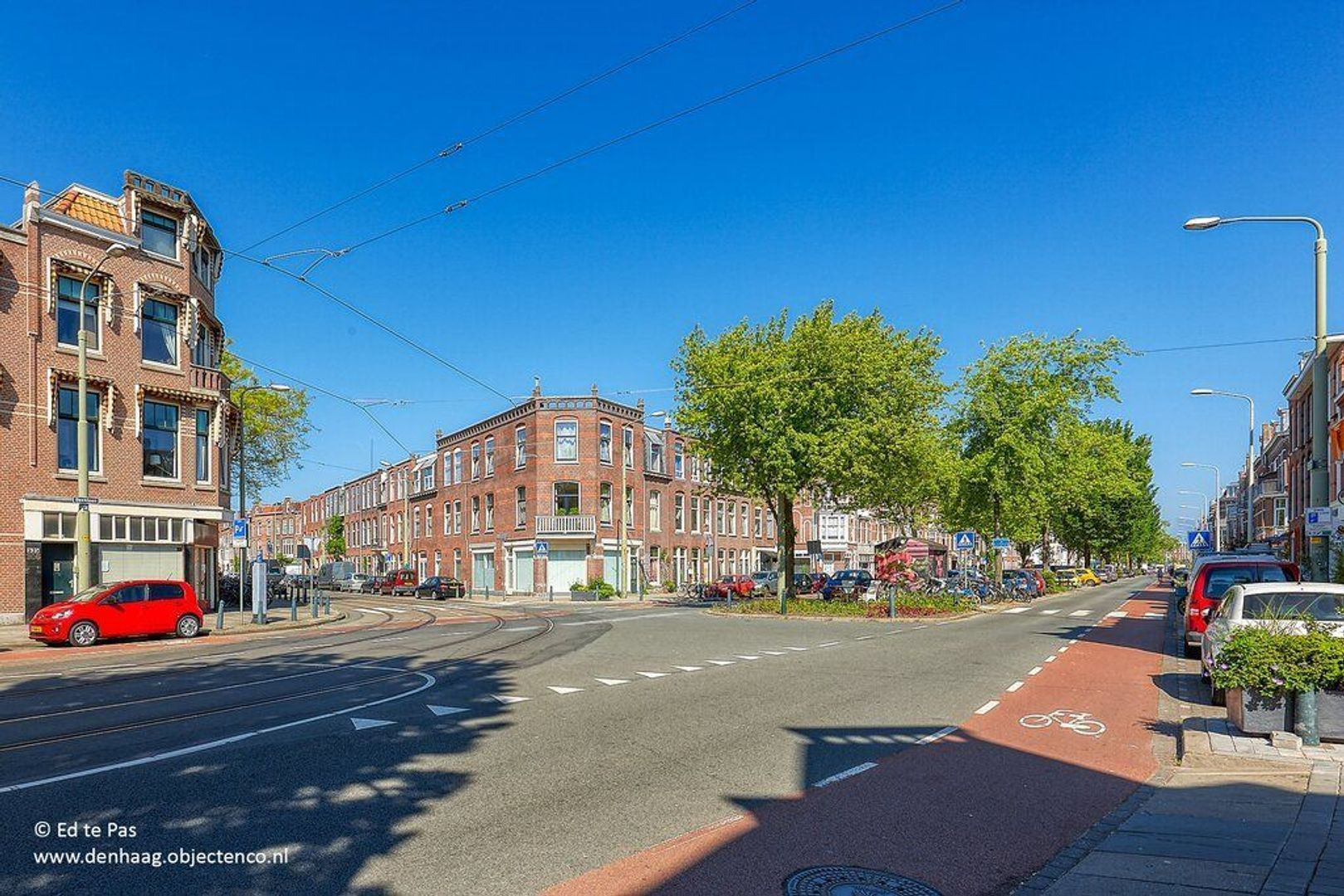 Edisonstraat, Den Haag foto-32 blur