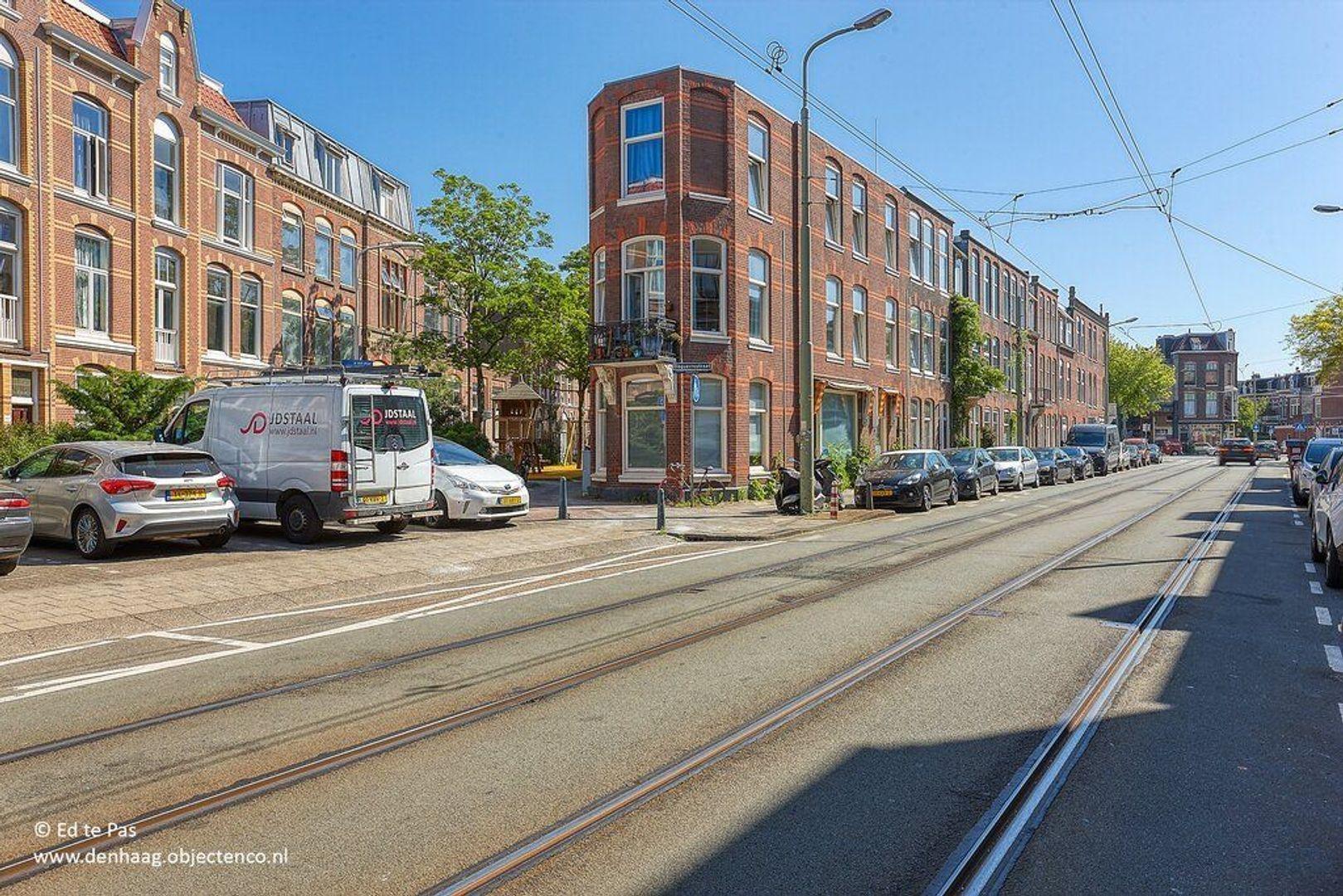 Edisonstraat, Den Haag foto-31 blur