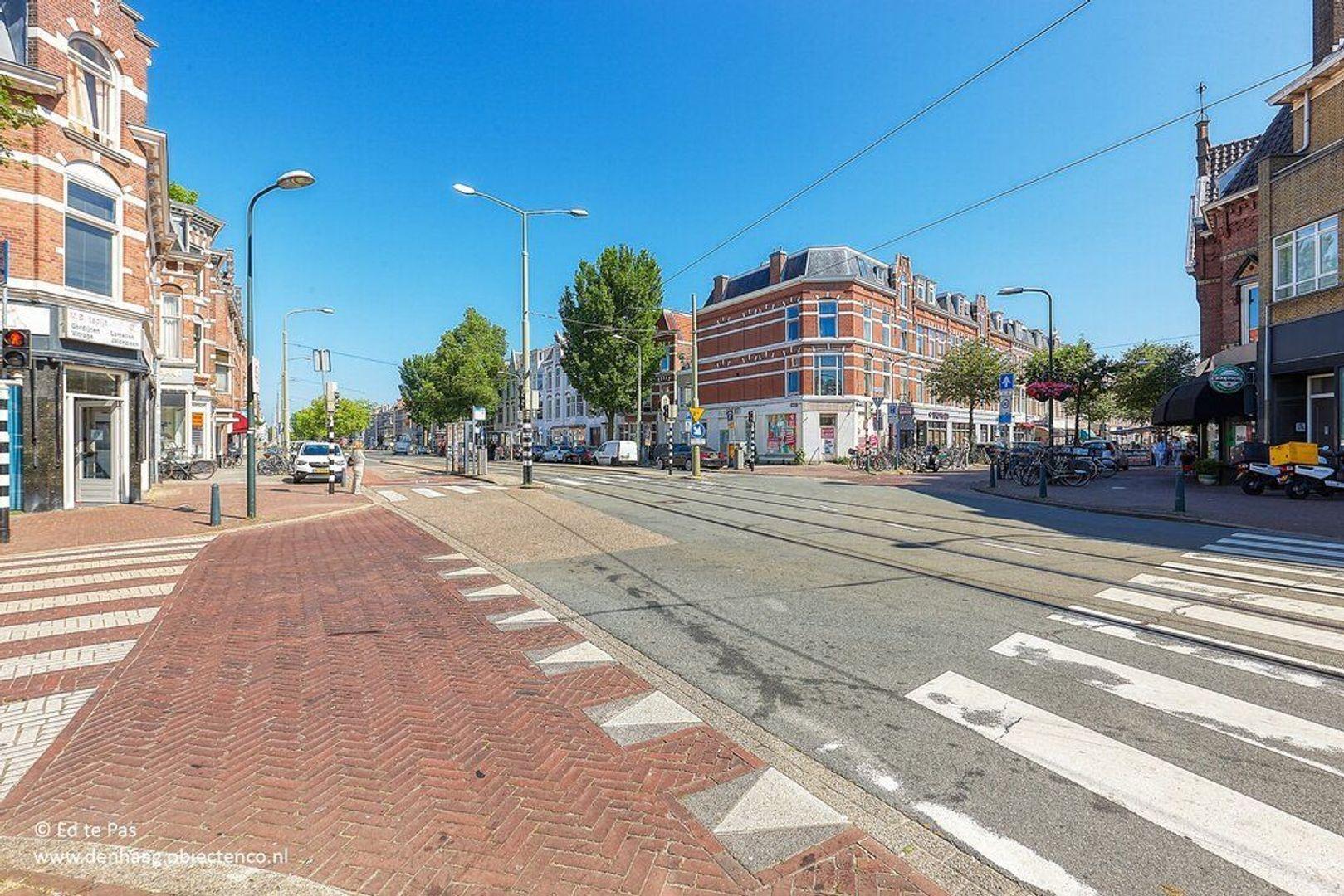 Edisonstraat, Den Haag foto-35 blur