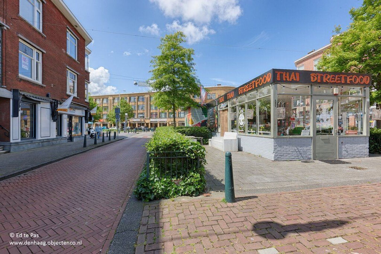 Vlierboomstraat, Den Haag foto-42 blur