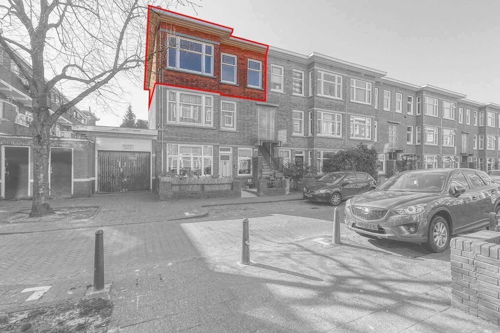 Ermelostraat, Den Haag foto-25 blur