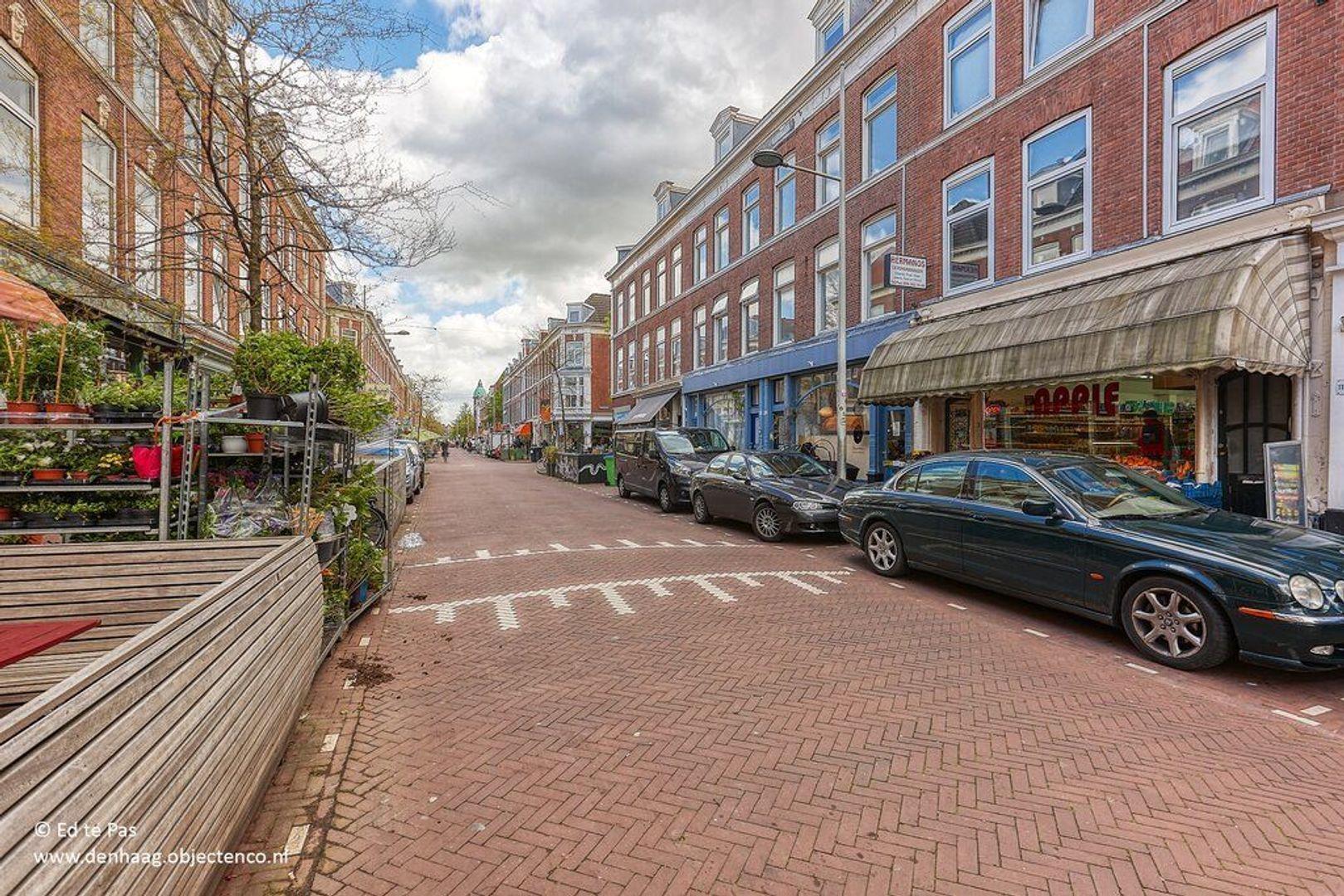 Prins Hendrikstraat, Den Haag foto-30 blur