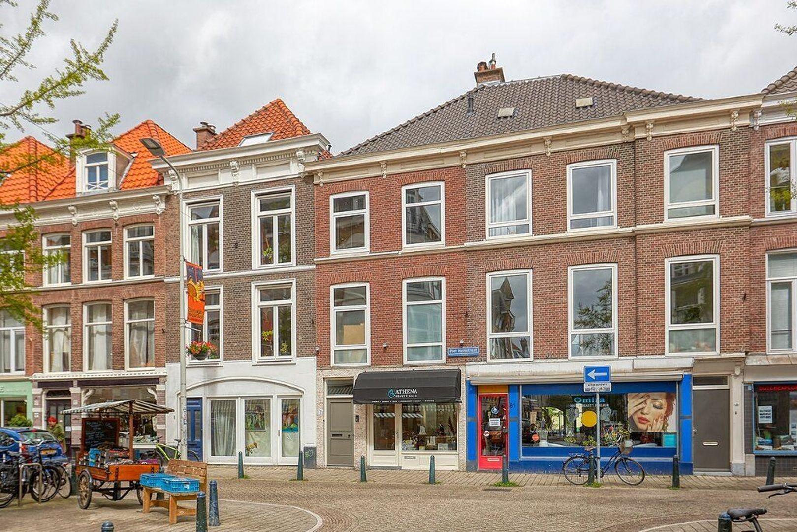 Piet Heinstraat, Den Haag foto-30 blur