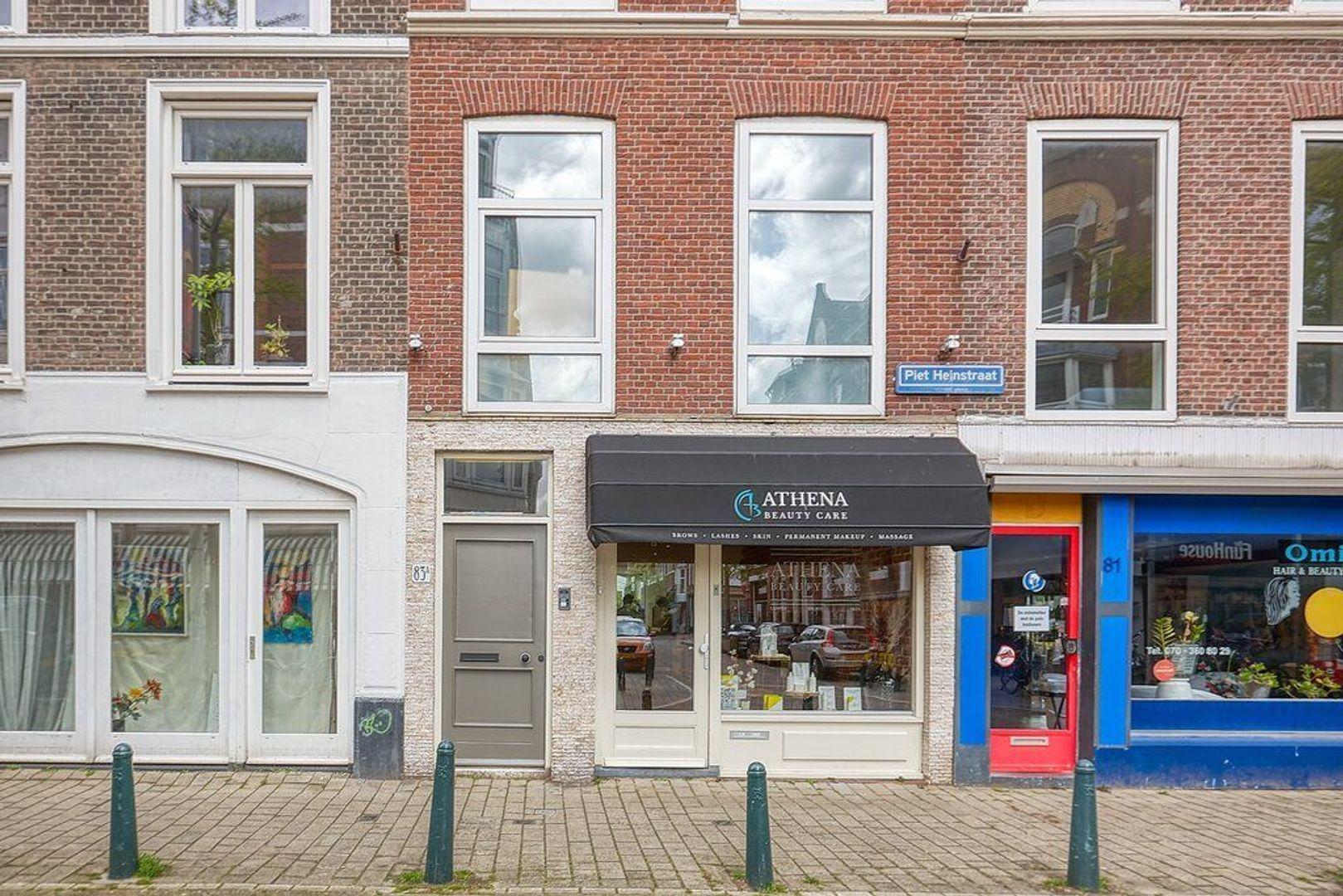 Piet Heinstraat, Den Haag foto-31 blur