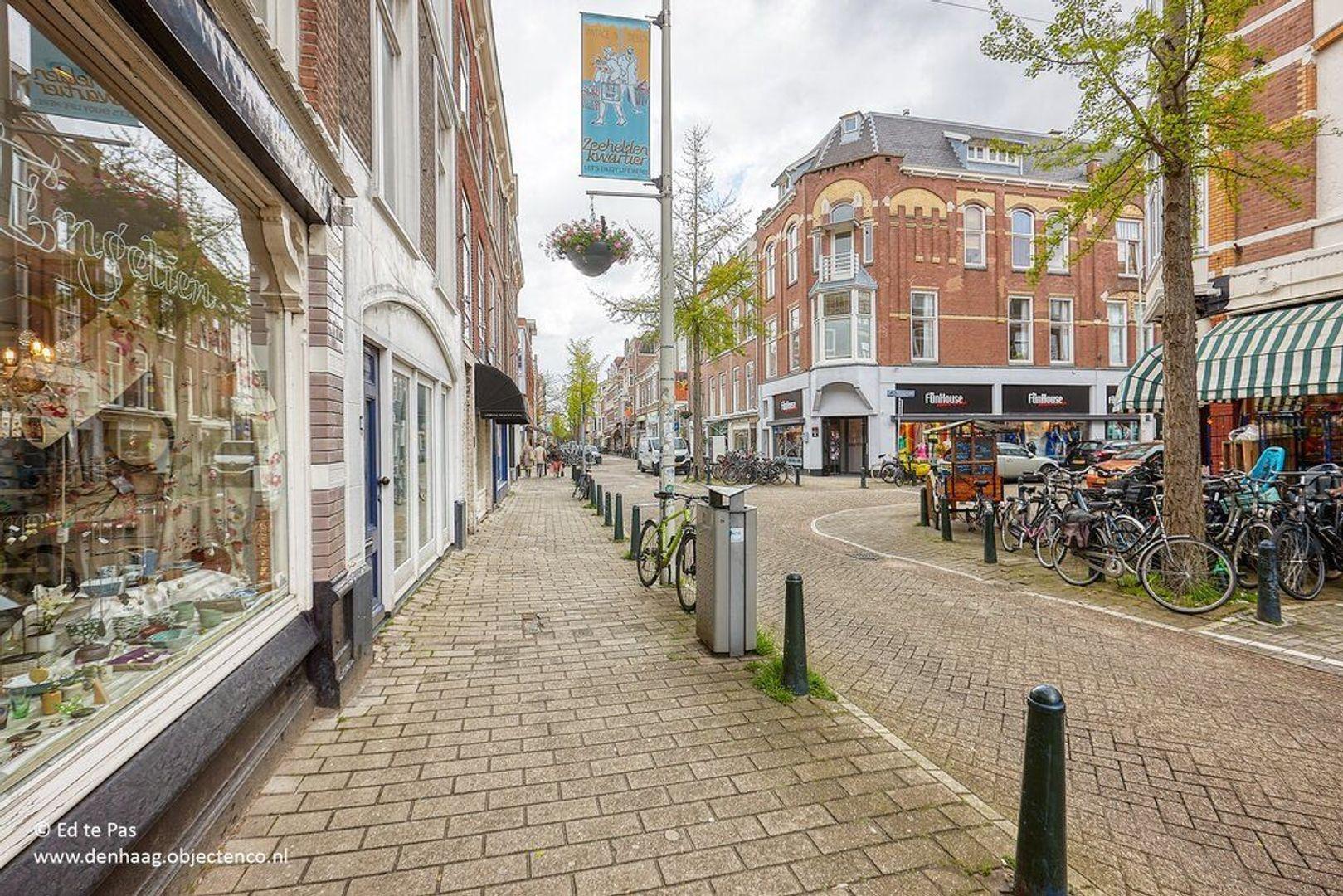 Piet Heinstraat, Den Haag foto-32 blur