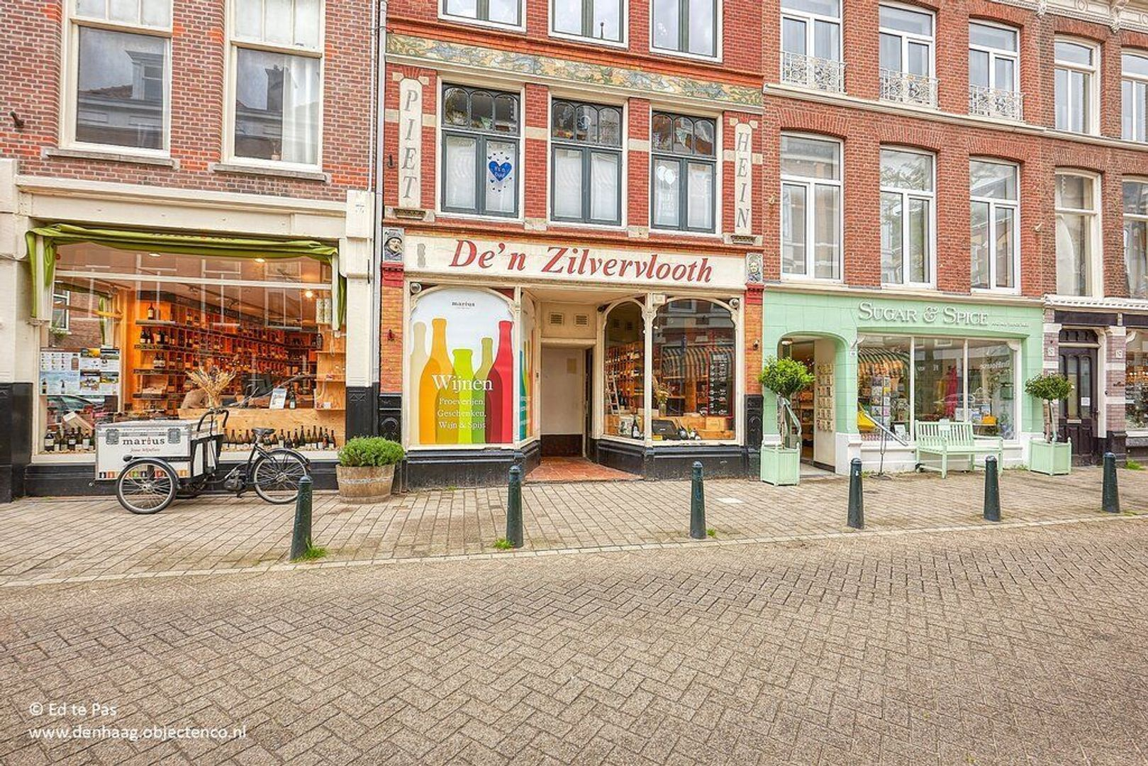 Piet Heinstraat, Den Haag foto-33 blur