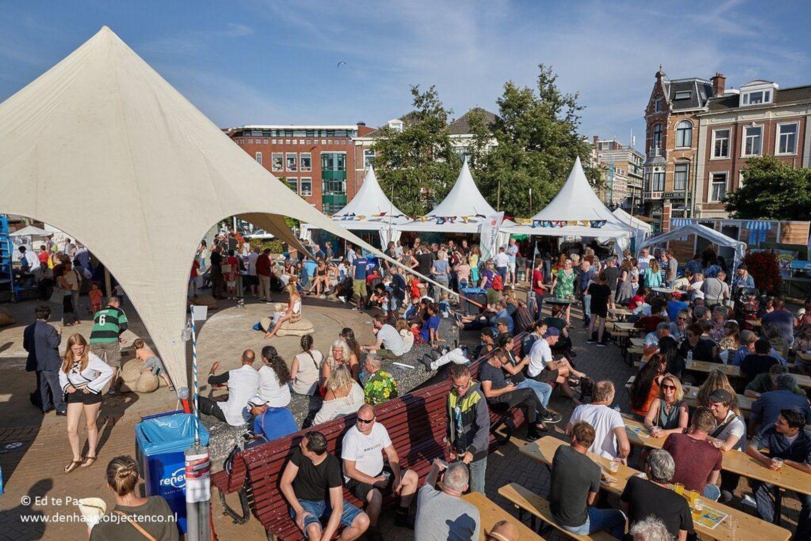 Piet Heinstraat, Den Haag foto-35 blur