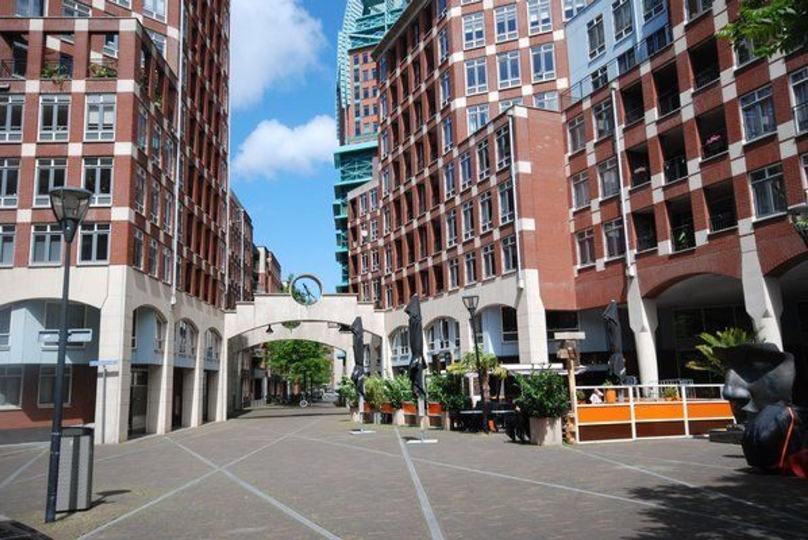 Muzenstraat, Den Haag foto-15 blur