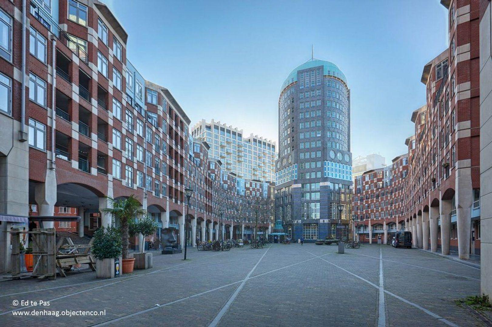 Muzenstraat, Den Haag foto-16 blur