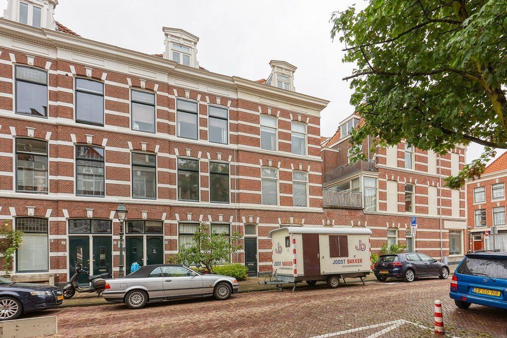 Van Diemenstraat, Den Haag foto-0 blur