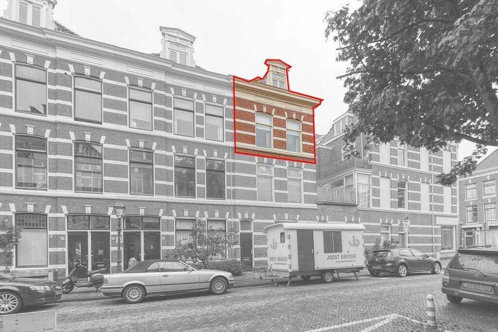 Van Diemenstraat, Den Haag foto-4 blur
