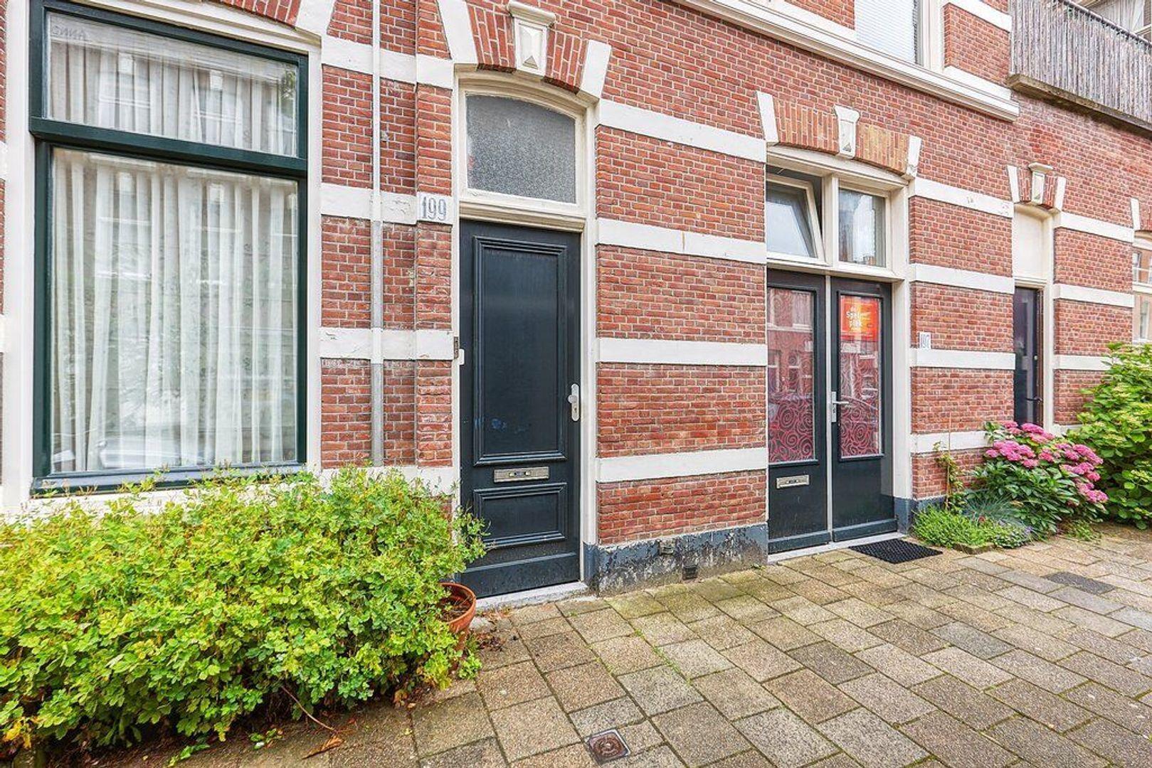 Van Diemenstraat, Den Haag foto-16 blur