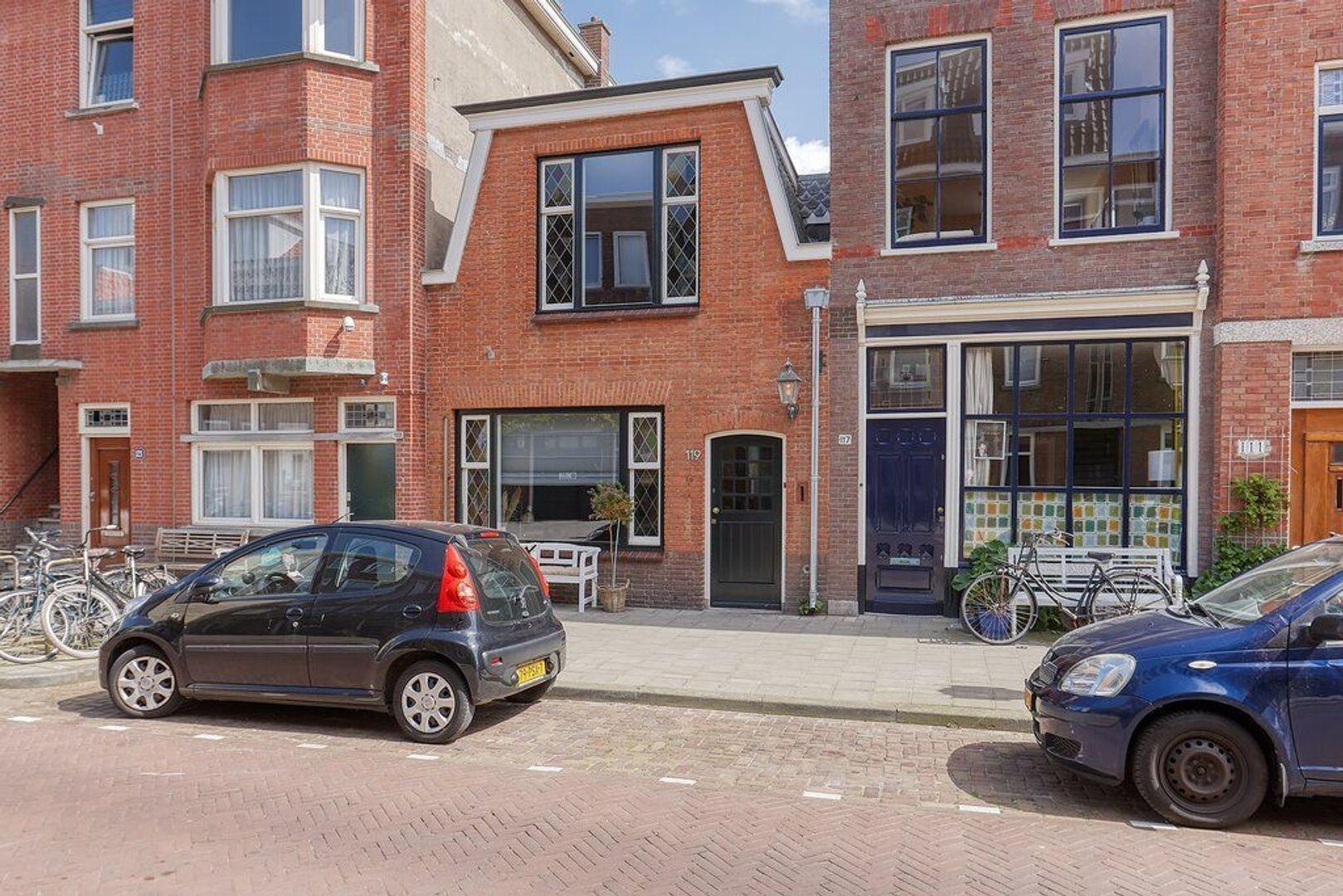 Wassenaarsestraat, Den Haag foto-2 blur