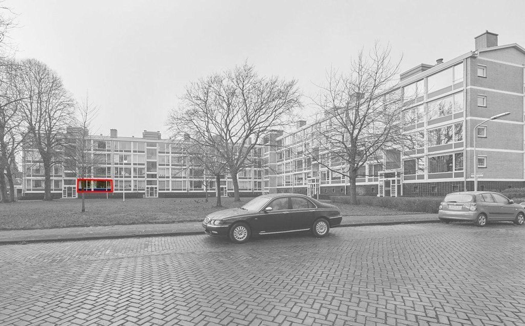 Goeverneurkade, Voorburg foto-27 blur