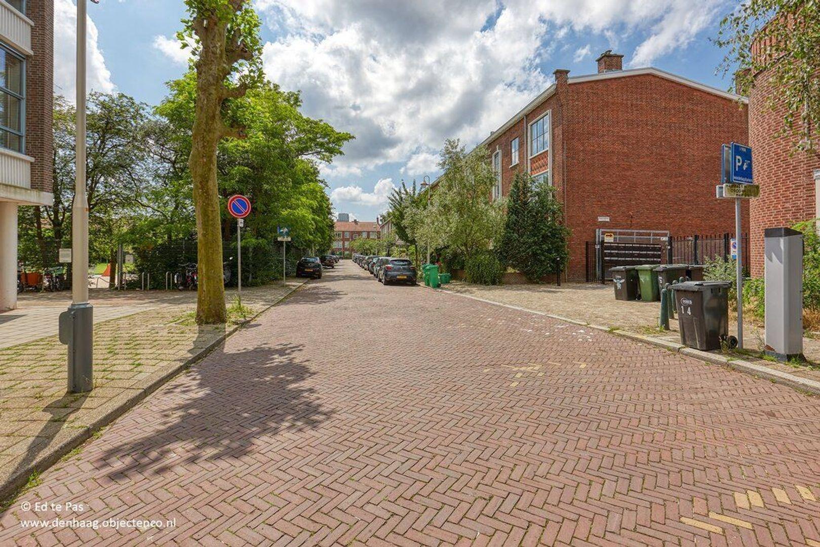 Spaarwaterstraat, Den Haag foto-24 blur
