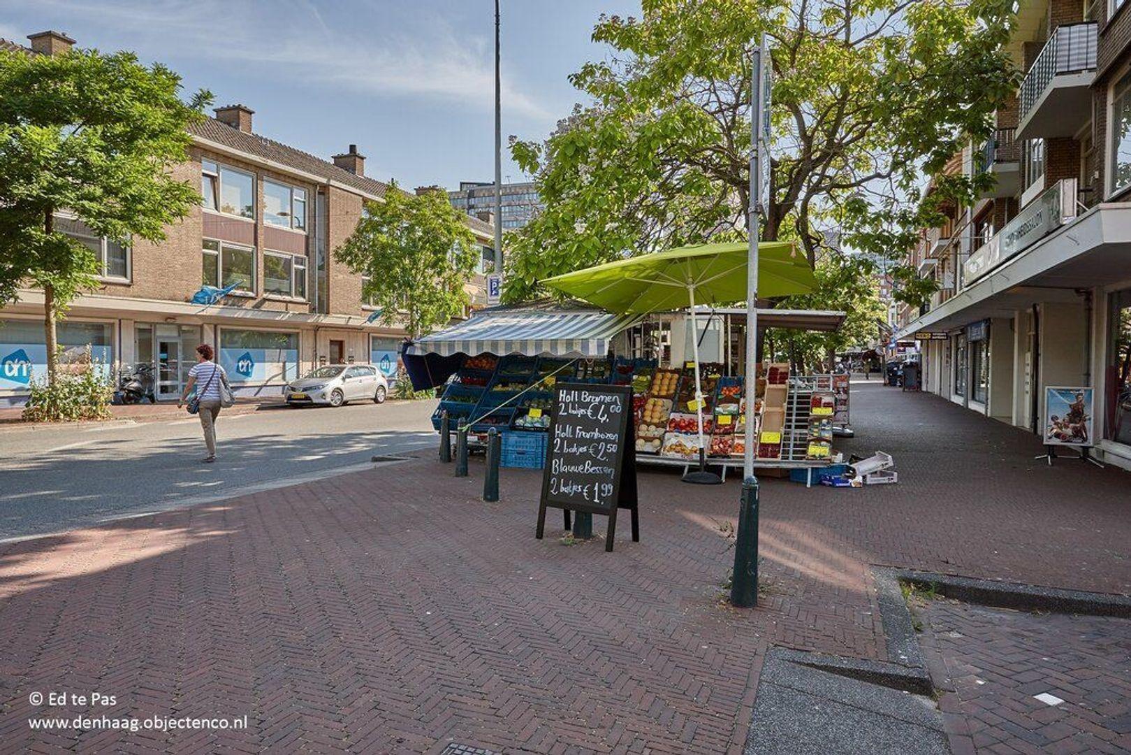 Spaarwaterstraat, Den Haag foto-26 blur