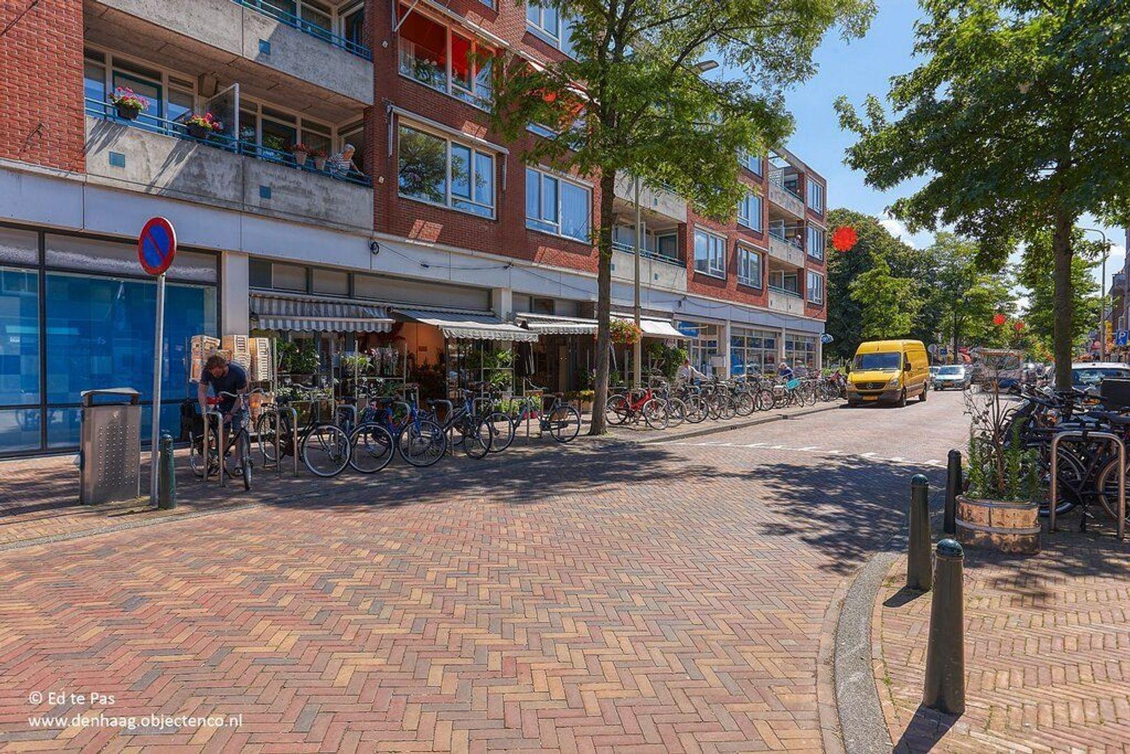 Valkenboskade, Den Haag foto-34 blur