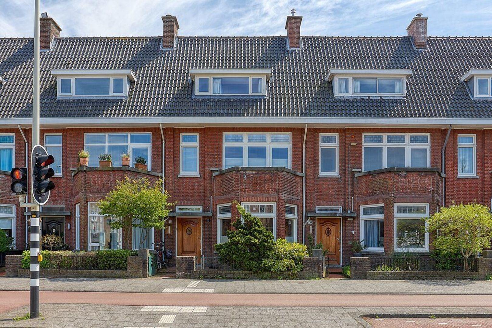 Laan van Meerdervoort, Den Haag foto-2 blur