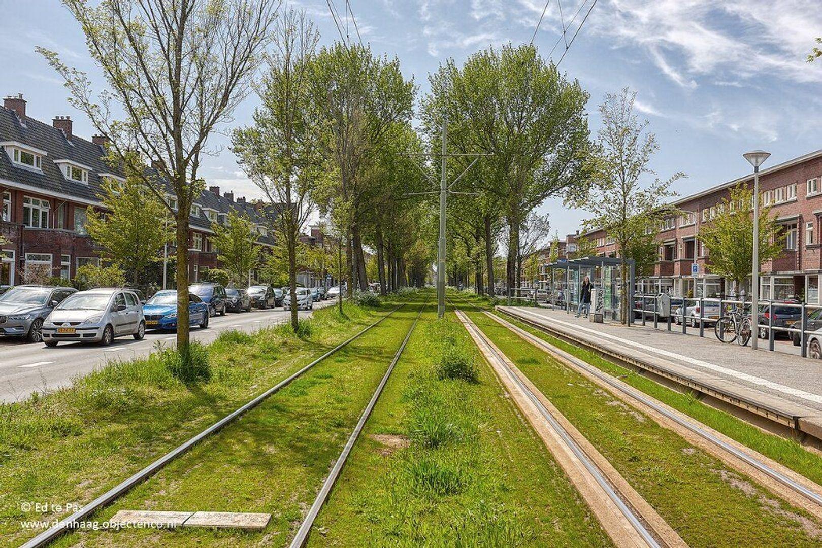 Laan van Meerdervoort, Den Haag foto-35 blur