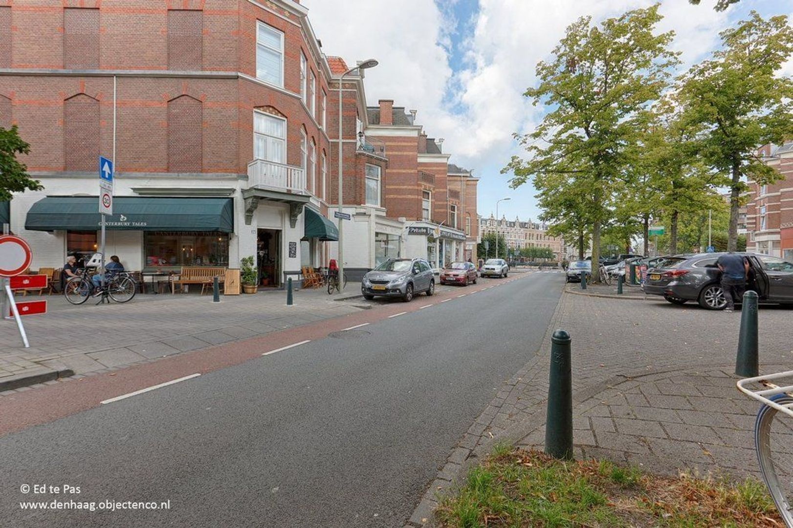 Kepplerstraat, Den Haag foto-18 blur